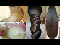 Ginger Onion Hair Mask|How To Get Thick Hair, Long Hair Faster with Ginger Onion|DIY Beauty Miracles - YouTube