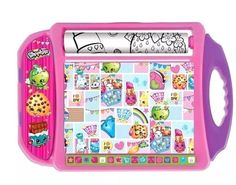 Shopkins Doodle Desk Toy Gift Play Fun Girl Hobby Character Movie Coloring Paper  | eBay