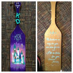 I'm not a sorority girl but these are beautiful paintings