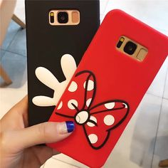 Compatible with samsung galaxy s6 edge.S7,S7 edge.S8,S8 plus.S6. Provides easy access to all functions without having to remove the case. Material : Rubber soft case. 1x case 1PC Strap. All products are quality checked. | eBay!