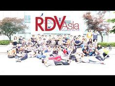 랑데뷰 아시아(Rendezvous Asia) 2016   Parkour Generations Korea