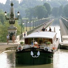 Explore Europe on a barge cruise