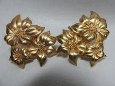 Vintage Givenchy Clip Earrings #givenchy #clip