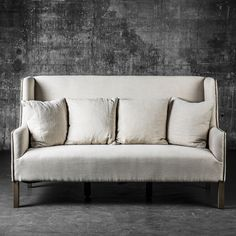 Lucca Spisestuesofa | Home & Cottage Decor, Furniture, Cottage, Interior, Love Seat, Home Decor, Dining Room, Couch