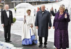 80th Birthday Celebrations of King Harald V and Queen Sonja – Day 2