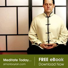 Find peace in a turbulent world with meditation...    Please download my free eBook as a gift of calm from me to you... http://simonboylan.com/meditation-ebook/