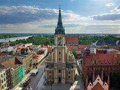 10 topbestemmingen in Oost-Europa