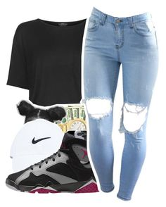 """Untitled #289"" by mindset-on-mindless ❤ liked on Polyvore featuring beauty, Topshop and Retrò"
