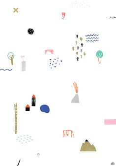 DOODLE-ME POSTERS on Behance