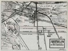 North Portland OR, 1919