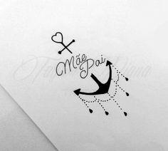 Amei Mini Tattoos, Small Tattoos, Cool Tattoos, Divorce Tattoo, Tattoo Samples, Religious Tattoos, Mandala Design, Beautiful Tattoos, Sleeve Tattoos