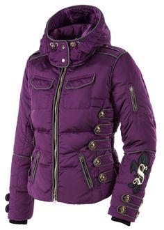 High fashion Bogner Jillie-D ski jacket for women