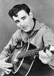 Jimmie Rodgers; handsome fella