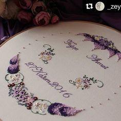 @_zeytinagaci_ #embroidery #broderie #bordado #ricamo #handembroidery #needlework
