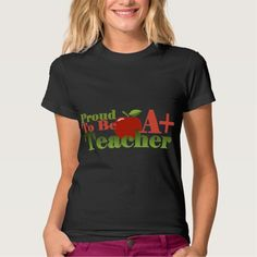 Proud To Be A Teacher T-T Shirt, Hoodie Sweatshirt