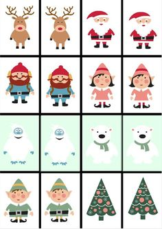 Free printable Christmas games including Christmas Scattergories and Christmas Memory Game. These cute holiday printable games also include a Winter Scattergories game and Winter Memory Game. Free Christmas Games, Christmas Board Games, Printable Christmas Games, Holiday Games, Christmas Activities For Kids, Preschool Christmas, Toddler Christmas, Winter Activities, Christmas Crafts