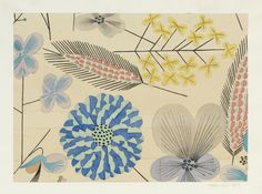 Drawing, Juniblume: Pale, Pale Orange, 1923. This is a Drawing. It was made for Wiener Werkstätte and designed by Felice Rix-Ueno. It is dated 1923–32.