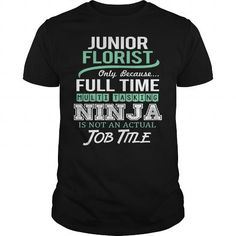 AWESOME TEE FOR JUNIOR FLORIST T-SHIRTS, HOODIES, SWEATSHIRT (22.99$ ==► Shopping Now)