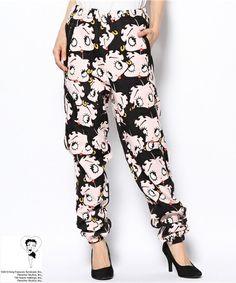 JOYRICH FEMME(ジョイリッチファム)のBetty Boop Sweat Pants(パンツ)|マルチ