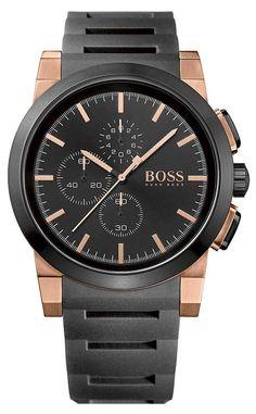 Hugo Boss Herrenuhr 1513030  Neo  Chronograph Chrono Herren