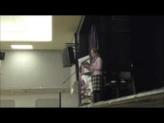 Pauline Rowson reads DI Andy Horton crime novel,The Suffocating Sea to a live audience