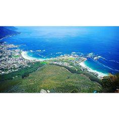#capetown #campsbay #ocean #sea #beach #lionshead #tablemountain #12apostles #picoftheday #southafrica #atlantic #ingingie #l4l by saint_stevan http://ift.tt/1ijk11S