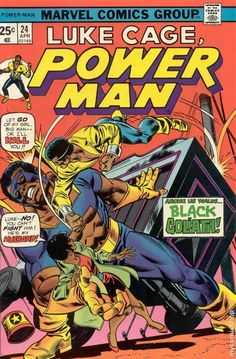 Power Man and Iron Fist #24