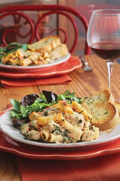 Chicken 'n' Spinach Pasta Bake - 21 Quick-Fix Comforting Casseroles - Southern Living