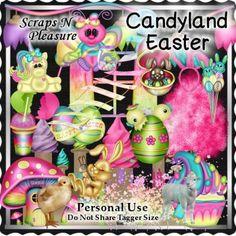 CandyLand Easter