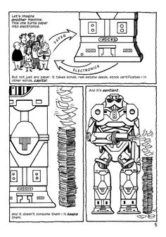 The Trans-Pacific Partnership (TPP) and Transatlantic Trade and Investment Partnership (TTIP) are the latest in a long line of international free trade agreements. But why are they bad for the majority of people and the planet and what are the justifications given by politicians, ecomonists and big corporations for pushing them? This fanstastic comic explains.