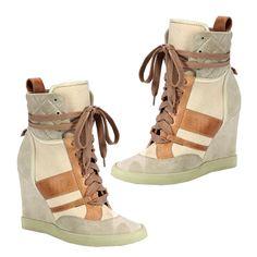 Fashionable Sneakers: Chloe | The Zoe Report [Fall 2012]