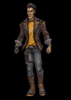 'Borderlands: the Pre-Sequel' Handsome Jack XPS!!! by lezisell