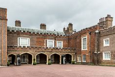 While Buckingham Palace takes center stage, it's not the only royal palace in London that's worth discovering. Read on to see the rest. Royal Palace London, St James's Palace, Anne Of Denmark, Eltham Palace, Uk Capital, English Monarchs, Royal Residence, Houses Of Parliament, England And Scotland