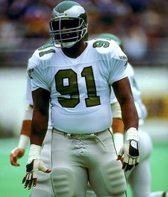 Reggie White, Philadelphia Eagles