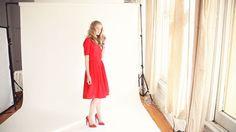 Look du Jour: Gifs capturam de forma poética o mundo fashion