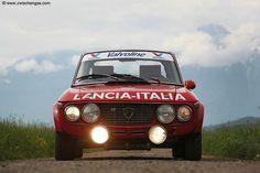 1970 Lancia Fulvia Rallye HF 1600 Fanalone