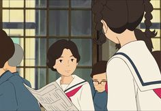 From Up On Poppy Hill. I love this movie so much!!!!
