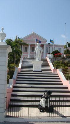 Government House, Nassau, Bahamas