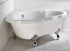 Unique soaking Tubs for Small Spaces