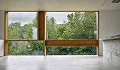 Hubackerweg House / Buchner Bründler Architekten - Reinach, Switzerland