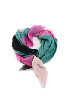 Manila Grace :: Shop Online - manila-grace - scarves - Cotton and silk scarf
