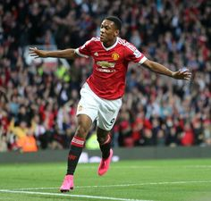 Dream debut for Martial against Liverpool