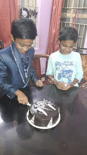 Sri Brothers show: Birthday party