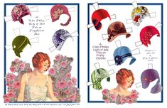 A Collective Journal: The Wonderful, Entertaining Paper Doll