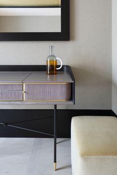 Mid Century Furniture for Modern Apartment - The Urban Interior Custom Made Furniture, Design Furniture, Table Furniture, Furniture Making, Modern Furniture, Furniture Nyc, Furniture Websites, Luxury Furniture, Furniture Ideas