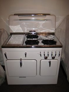 Beautiful Belgrove Appliance