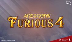 Furious 4 Slot Age of the Gods by Playtech