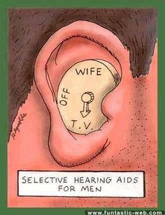 Bildergebnis für hearing aids funny gifs