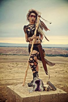 Mad Max Inspired Cosplay http://geekxgirls.com/article.php?ID=4066 ...
