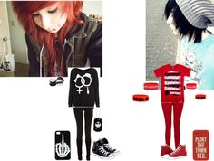 """""""^-^ ~Remi"""" by coderawrsome ❤ liked on Polyvore"""